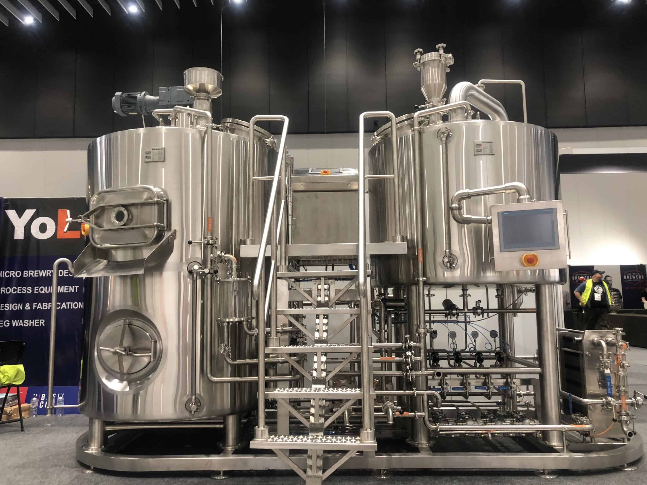 cost of commercial brewery equipment