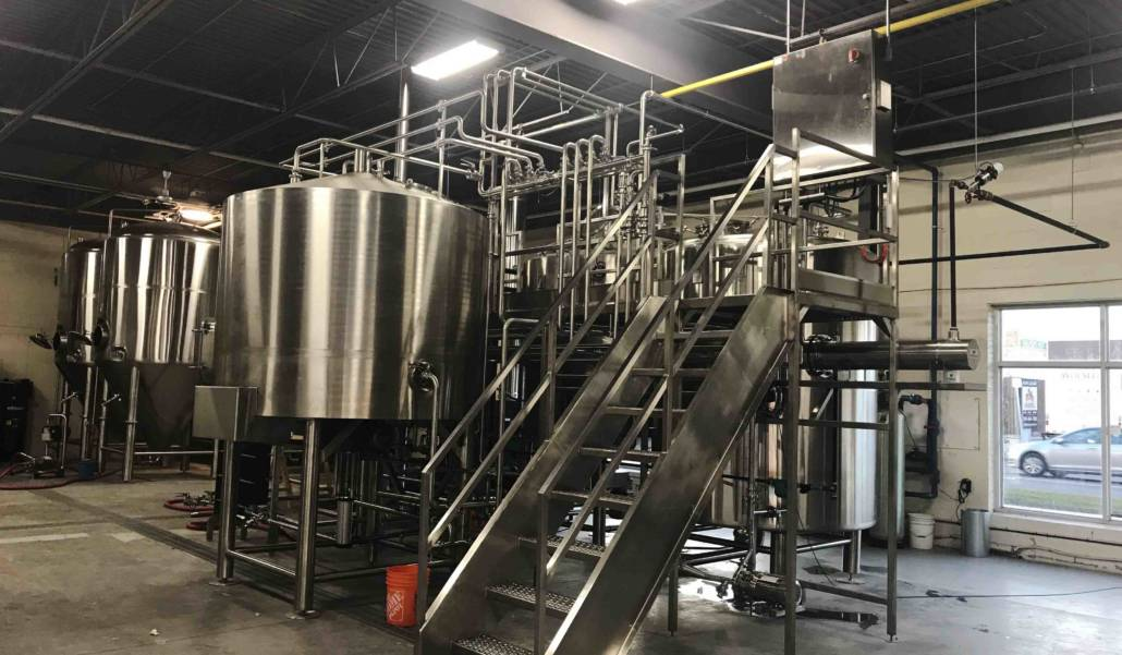 Commercial Beer Brewing Equipment For Sale Custom Yolong