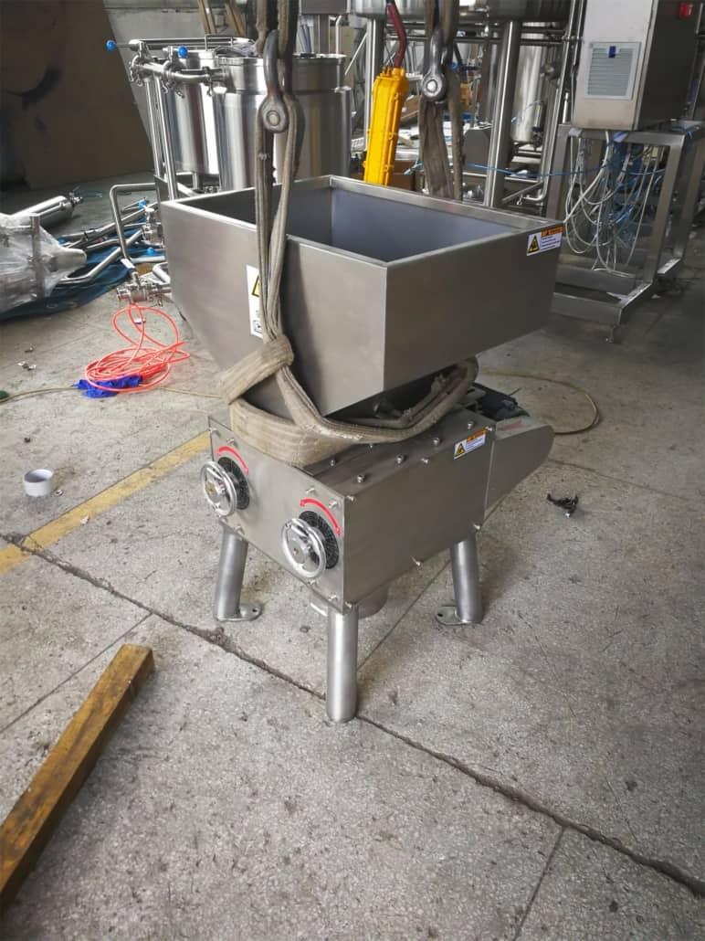 Grist case,malt miller,malting equipment for sale-YoLong brewtech