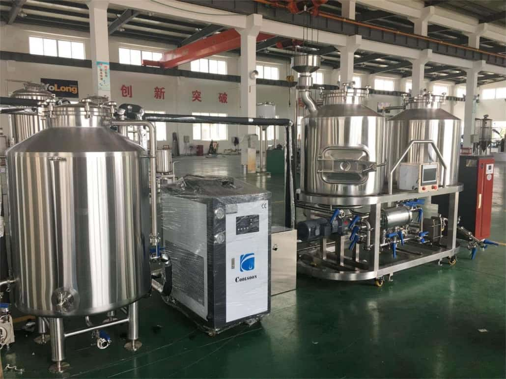 Nano brewing equipment manufacturer, nano brewery equipment