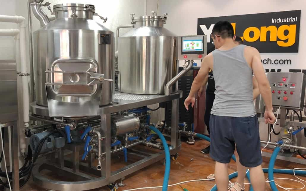 Nano Brewing Equipment Manufacturer Nano Brewery Equipment For Sale