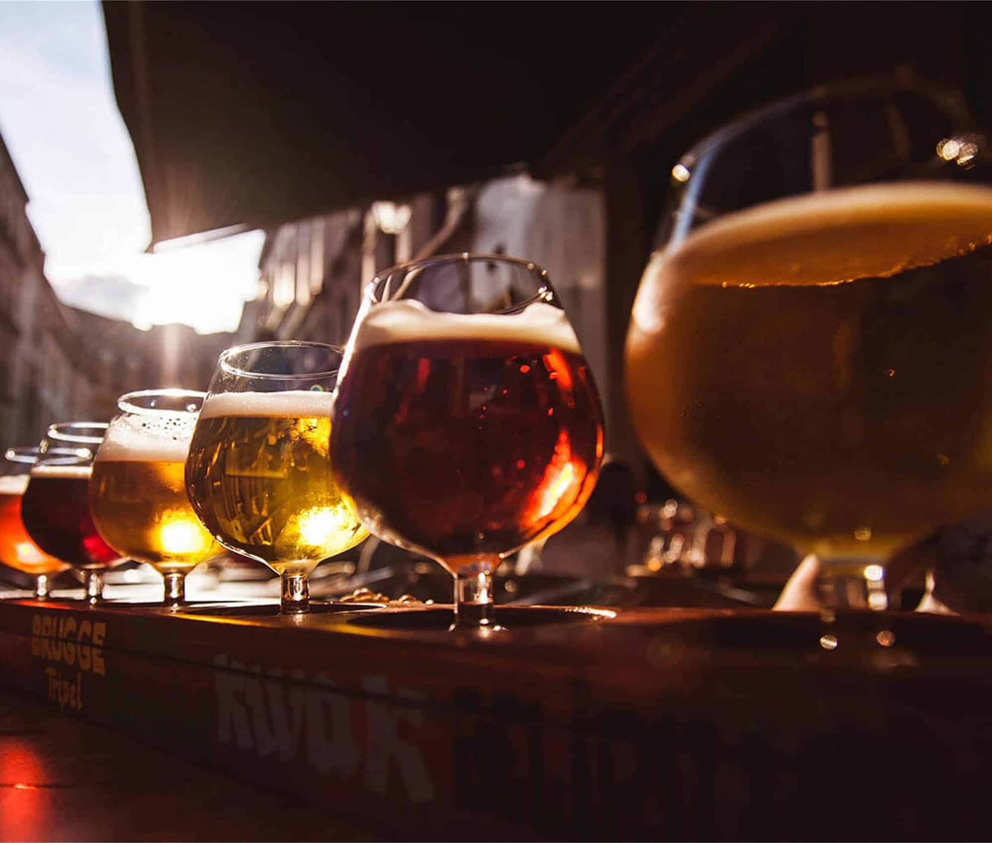 What is the difference between craft beer and industrial