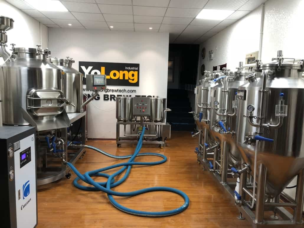 Nano Brewing Equipment Manufacturer Nano Brewery