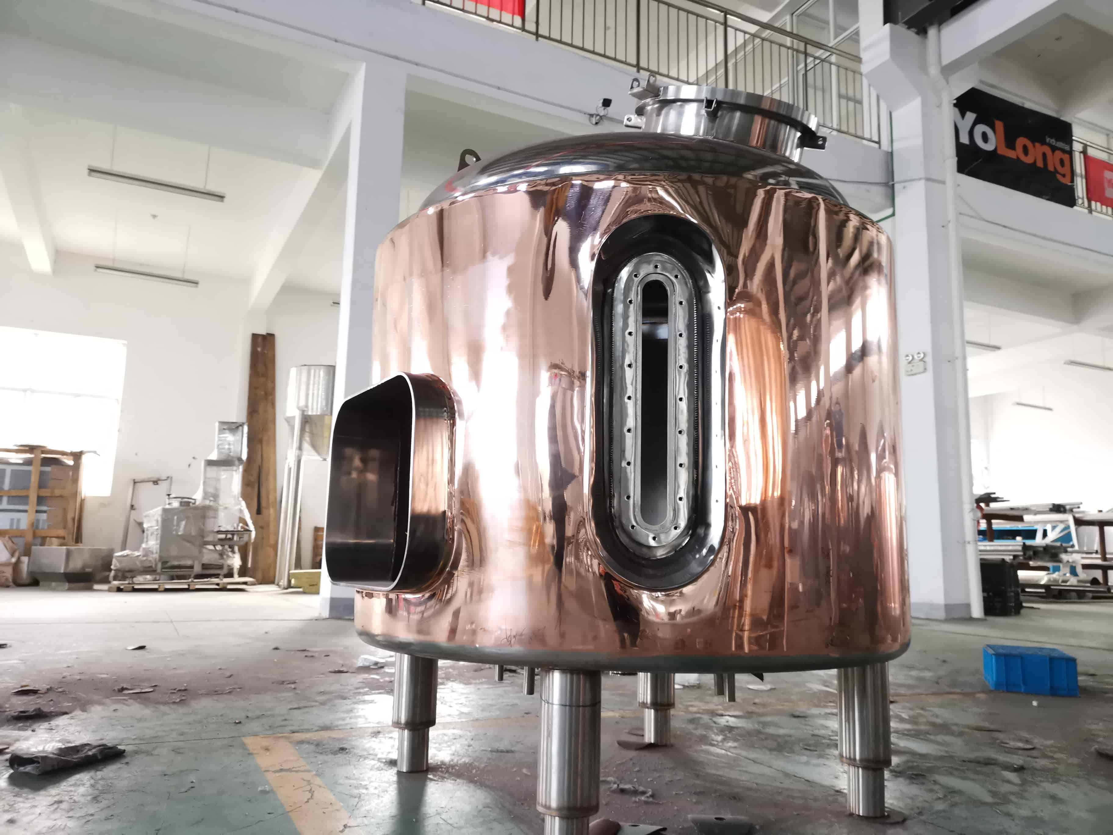 brewing equipment made in china