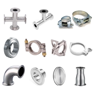 SS Pipework fittings